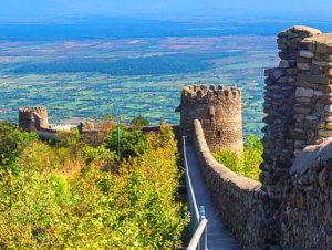 Крепость Сигнаги Грузия