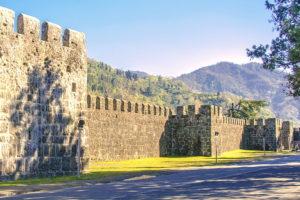 крепость гонио батуми фото