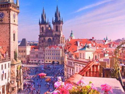 тур в Прагу фото