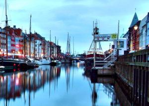 Копенгаген канал фото
