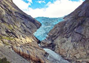 ледник Бриксдаль фото