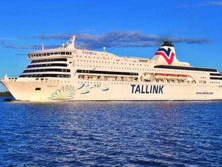 Паром Tallink фото